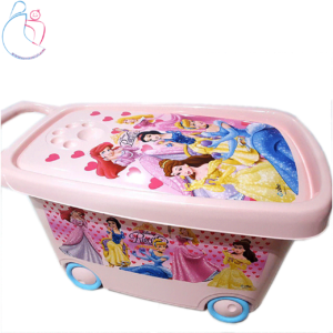 باکس دخترانه لباس و اسباب بازی