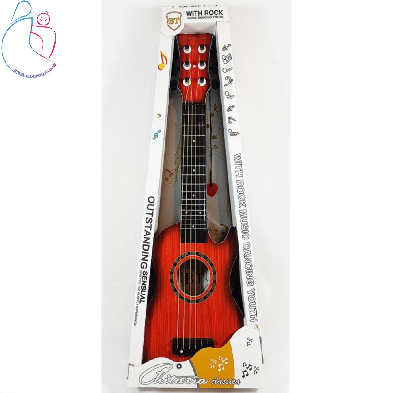 گیتار BT طرح دار