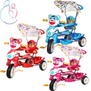 سه چرخه دلیجان مدل TIGER