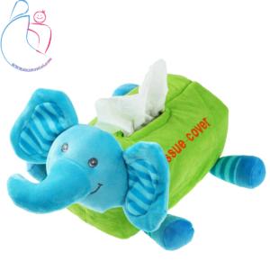 جادستمال کاغذی کلوروا مدل فیل