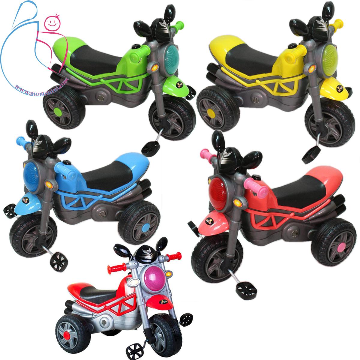 سه چرخه ارابه مدل رکسانا