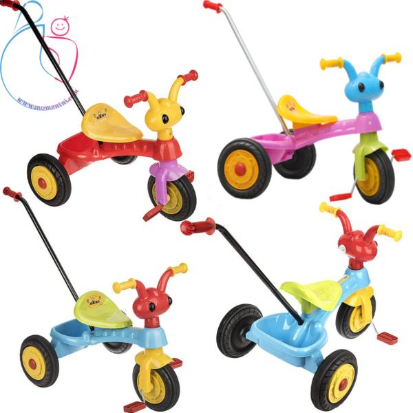 سه چرخه ارابه مدل مورچه