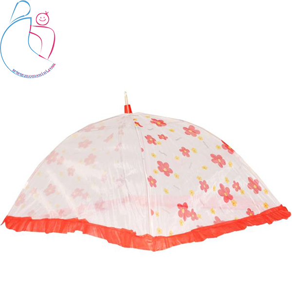 پشه بند کودک اسپرینگ مدل چتری 6 پایه
