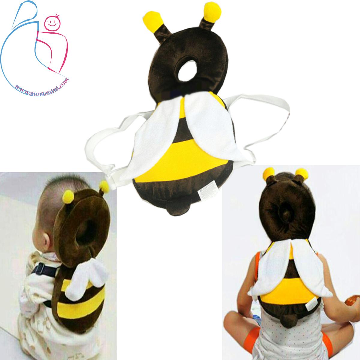 محافظ ایمنی سر کودک مدل زنبور