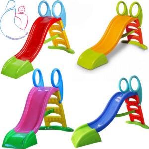 سرسره کودک سه پله مدل باران