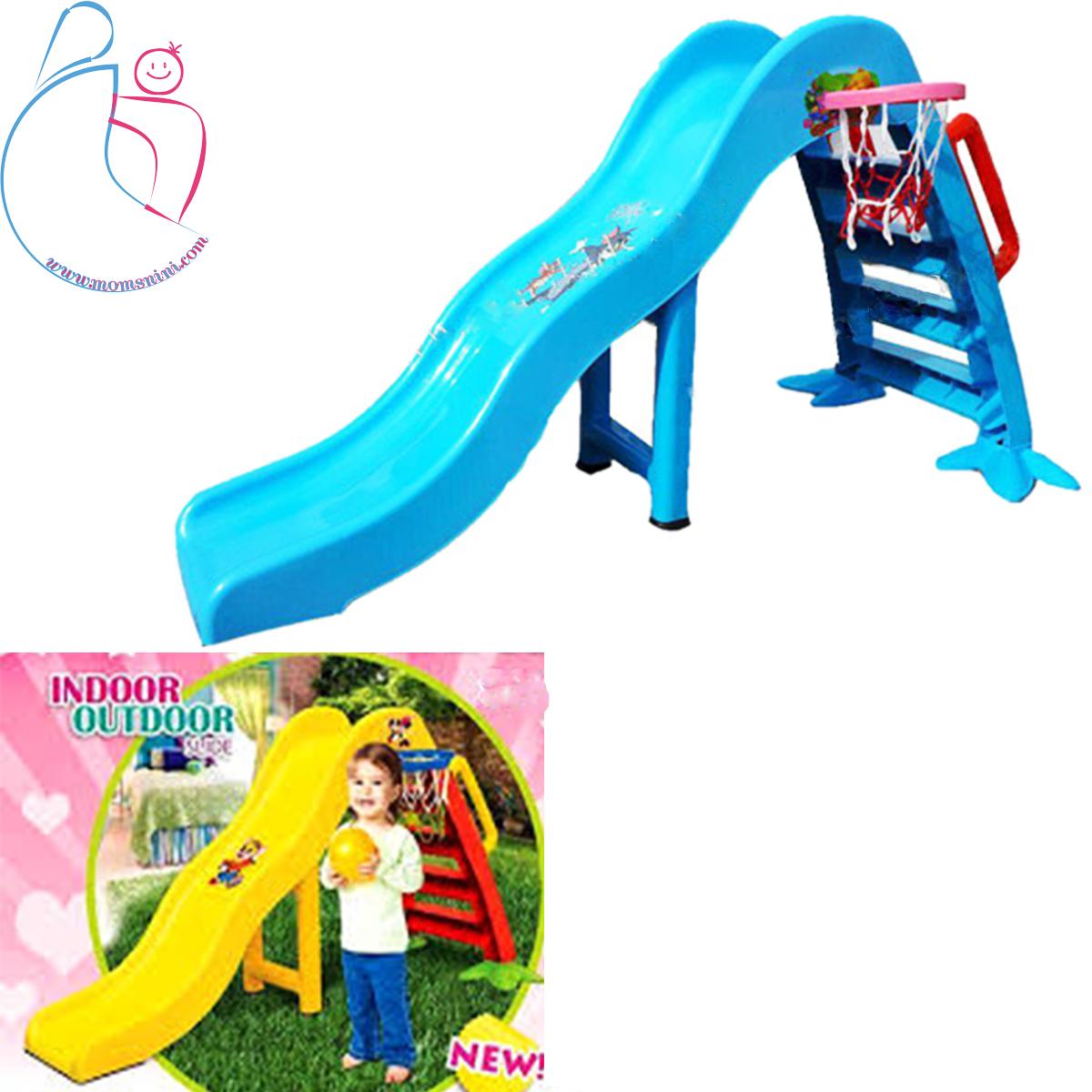 سرسره کودک 4 پله مدل کارینا