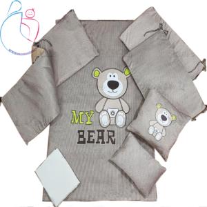 روتختی۷تکه نوزاد مدل خرس من