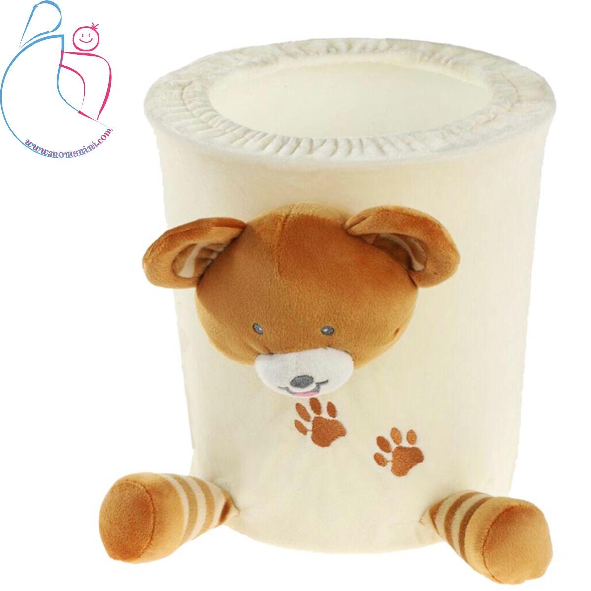 سطل زباله اتاق کودک مدل خرس