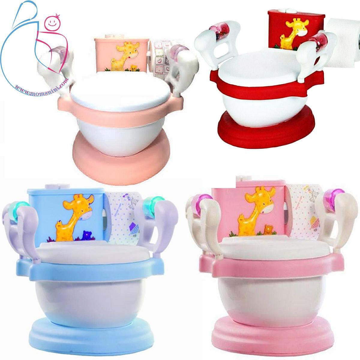 توالت فرنگی موزیکال سامیا تویز samya toys