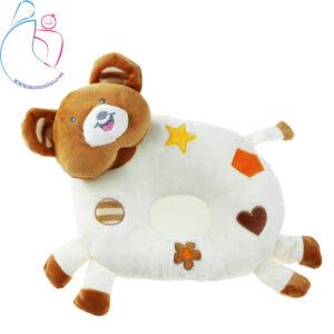 بالشت شیردهی مدل خرس