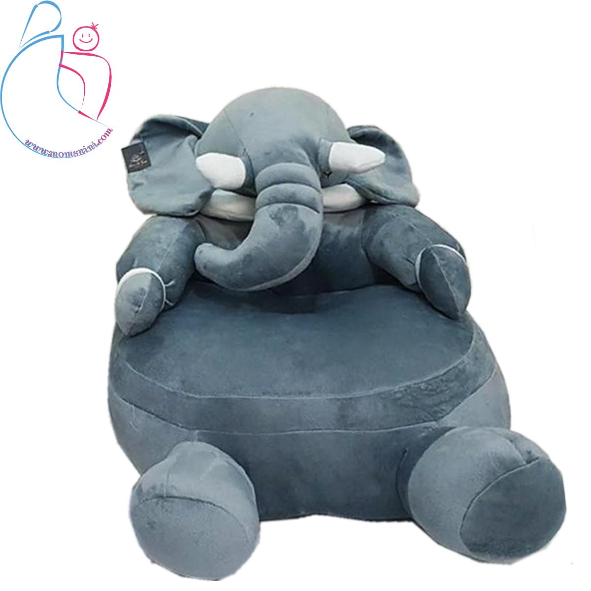 مبل عروسکی اتاق کودک طرح فیل