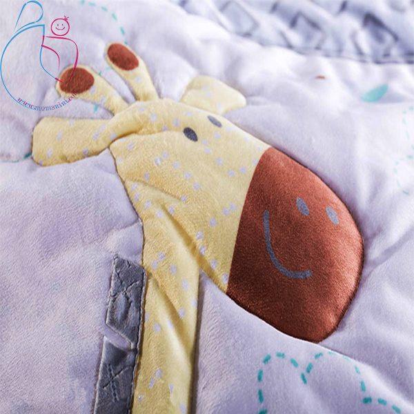 سرویس خواب چهار تکه طرح BROOKS JUNGLE