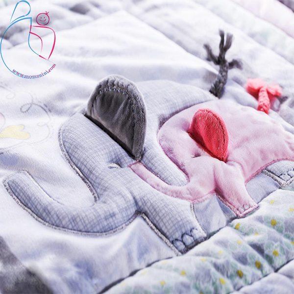 سرویس خواب چهار تکه طرح FAMILY LOVE-GIRL