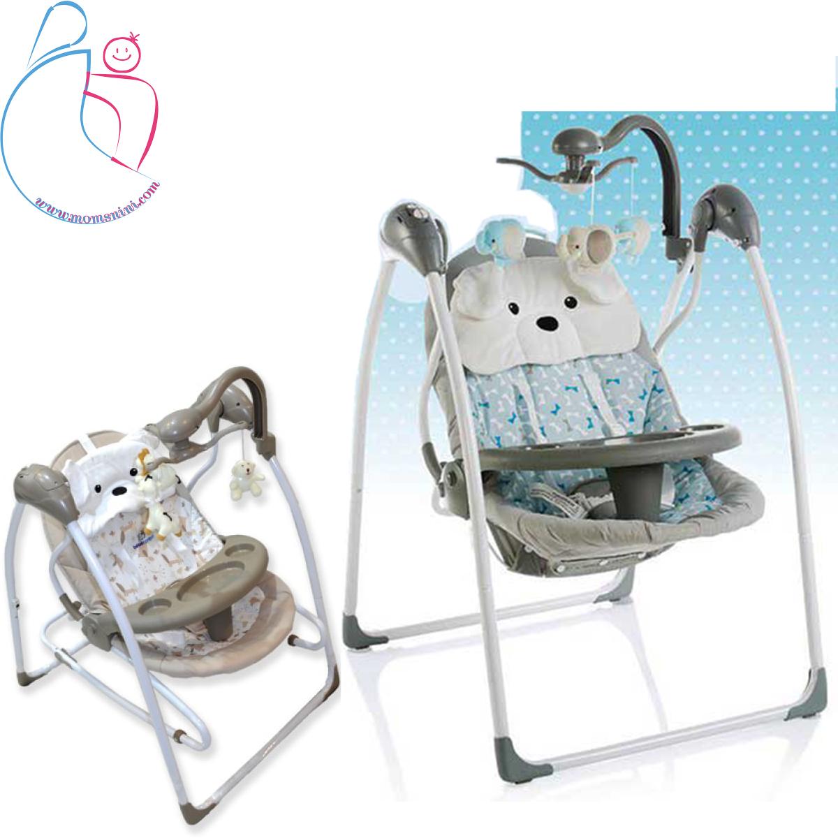 تاب برقی و صندلی غذا ب ب کانفورت مدل SG119