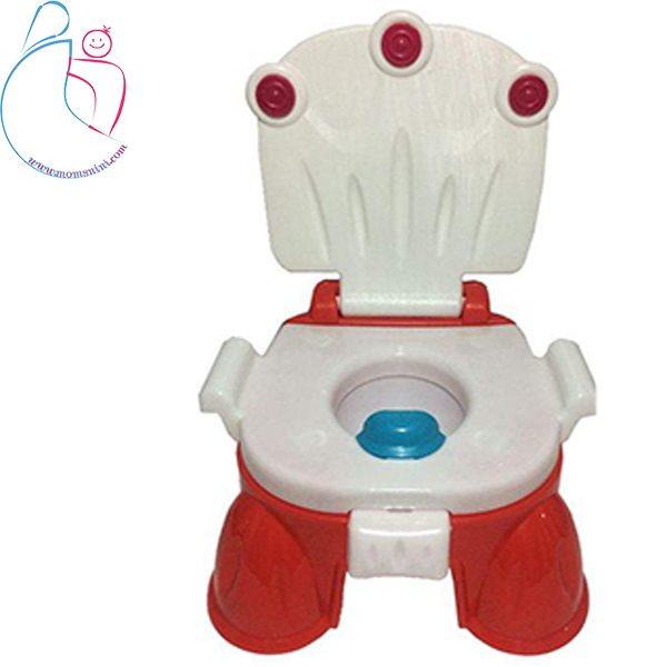 توالت فرنگی سه کاره کودک کلاسیک تاتیا tatia