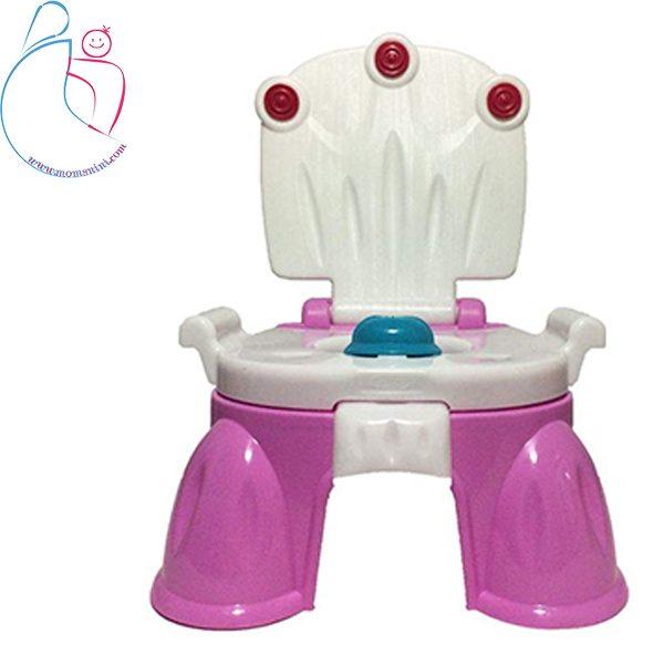 توالت فرنگی سه کاره کودک
