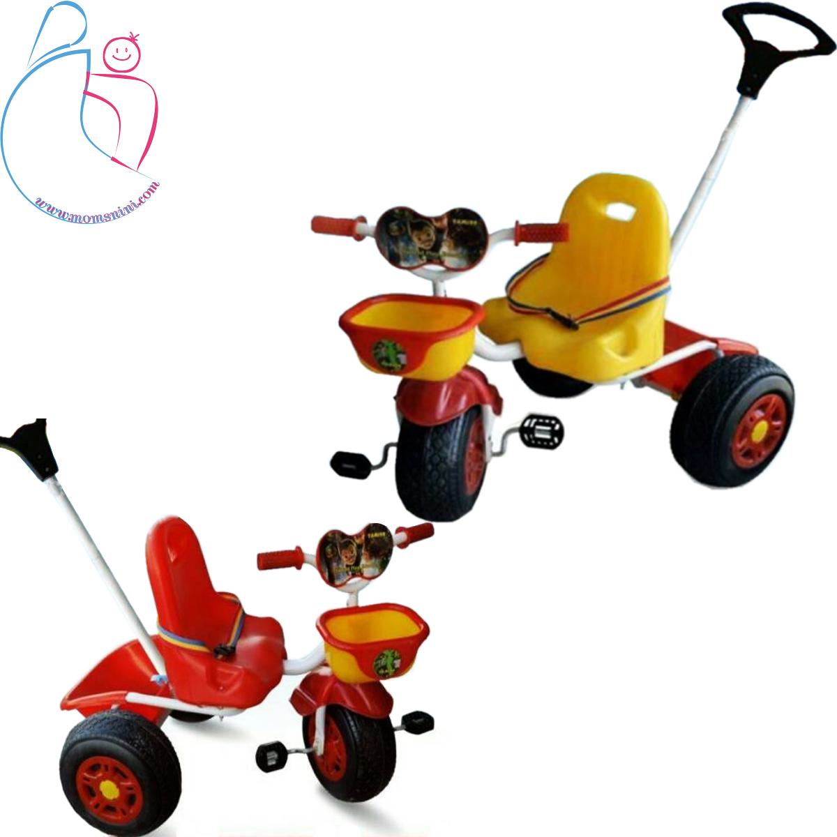 سه چرخه سهند تامی