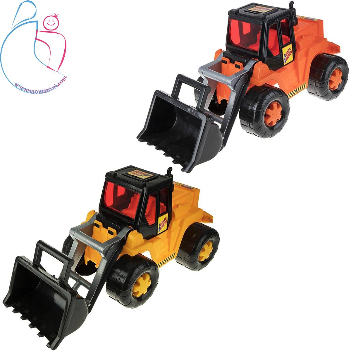 ماشین بازی زرین تویز مدل Loader C1