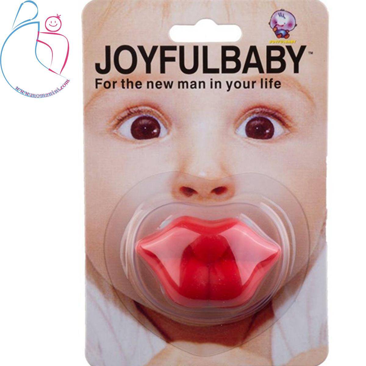 پستانک لب joy ful baby