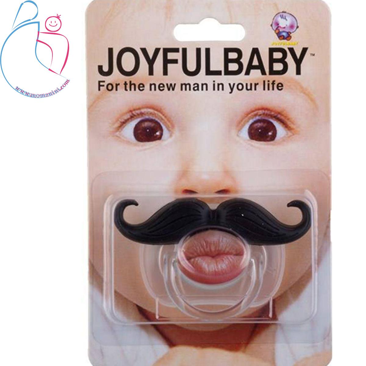 پستانک سیبیل joy ful baby