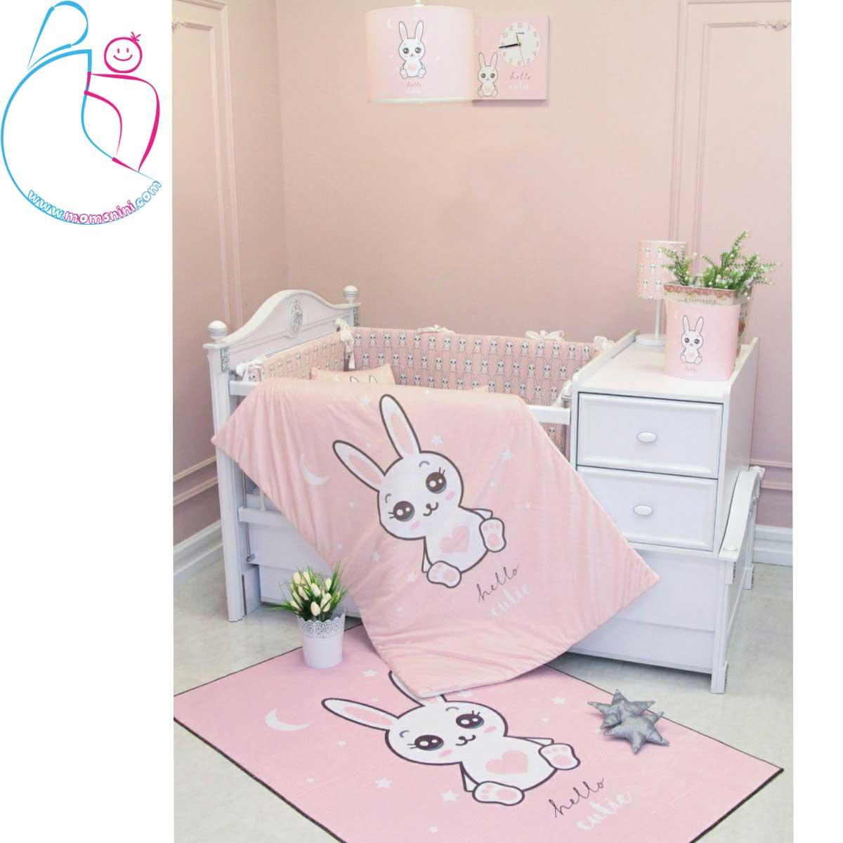 روتختی ۷ تکه نوزاد مدل خرگوش لوس مامزکیوتی(momscutie)