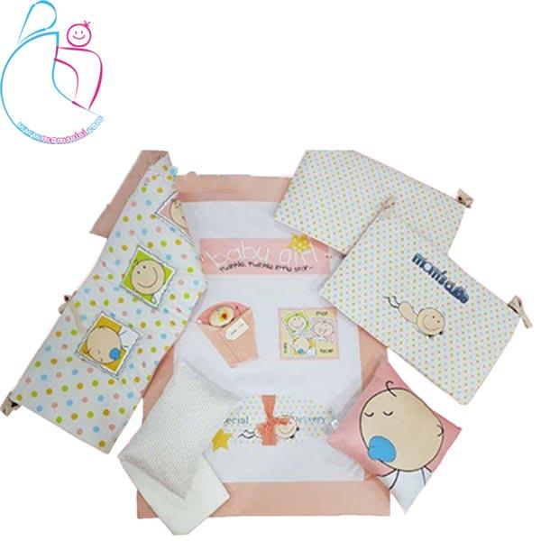 روتختی 7 تکه مامزکیوتی (momscutie) مدل نوزاد
