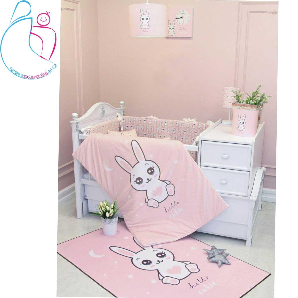 ست کامل اتاق کودک طرح خرگوش لوس