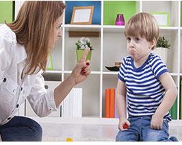 شیوه رفتار با کودک زیر هفت سال