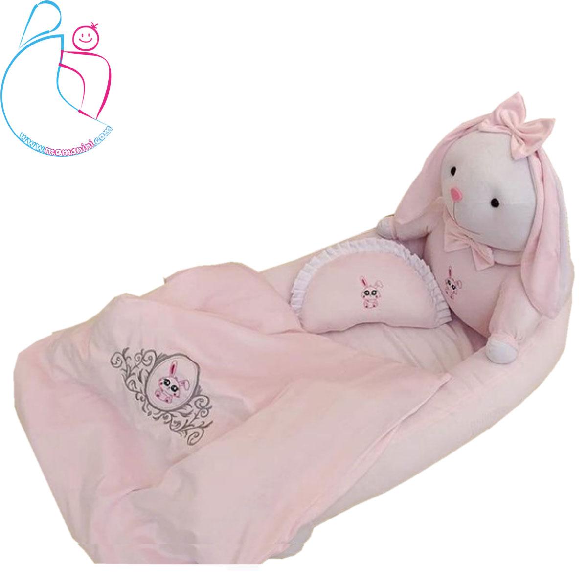 تشک حفاظ دار ۳ تکه آرامیس مدل خرگوش