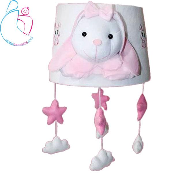 لوستر اتاق کودک آرامیس مدل خرگوش