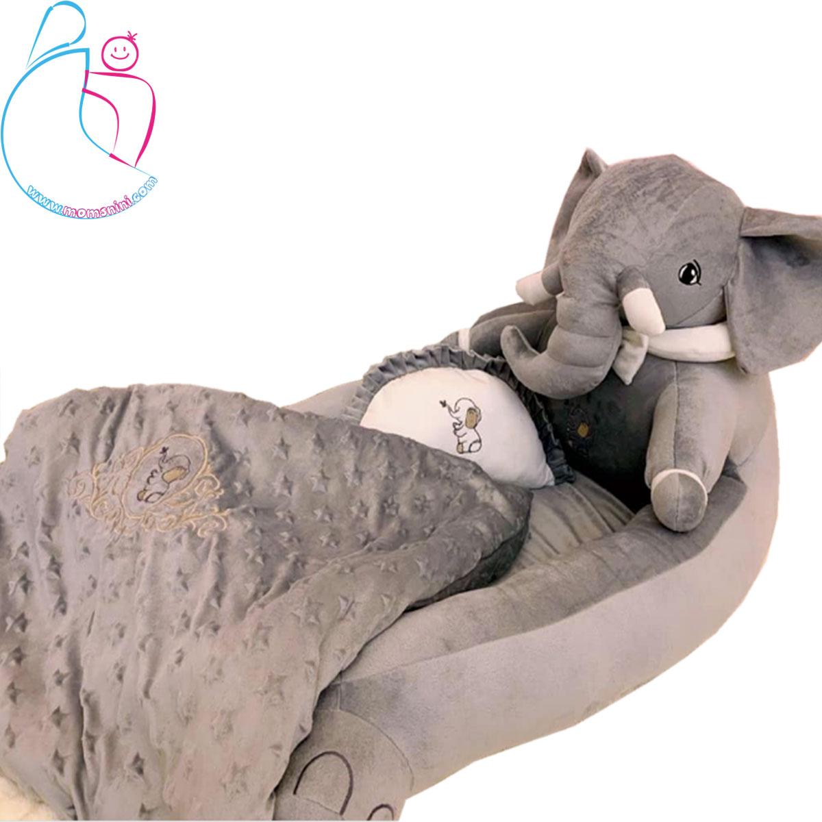 تشک حفاظ دار ۳ تکه آرامیس مدل فیل