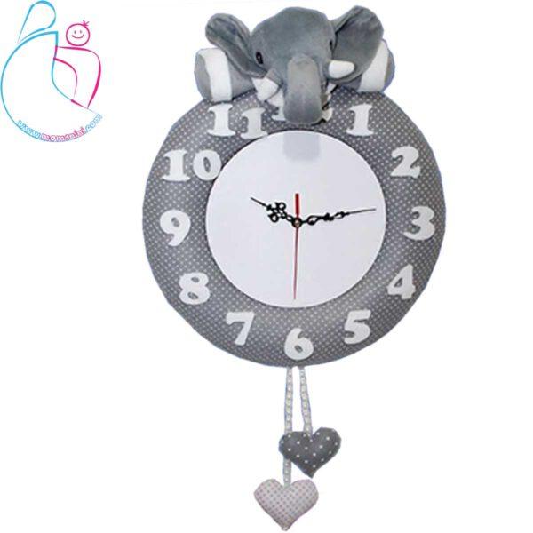 ساعت اتاق کودک آرامیس مدل فیل