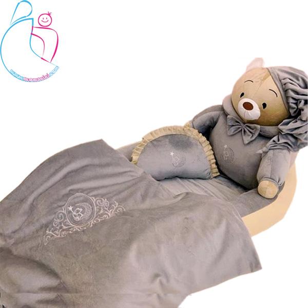 تشک حفاظ دار 3 تکه آرامیس مدل خرس