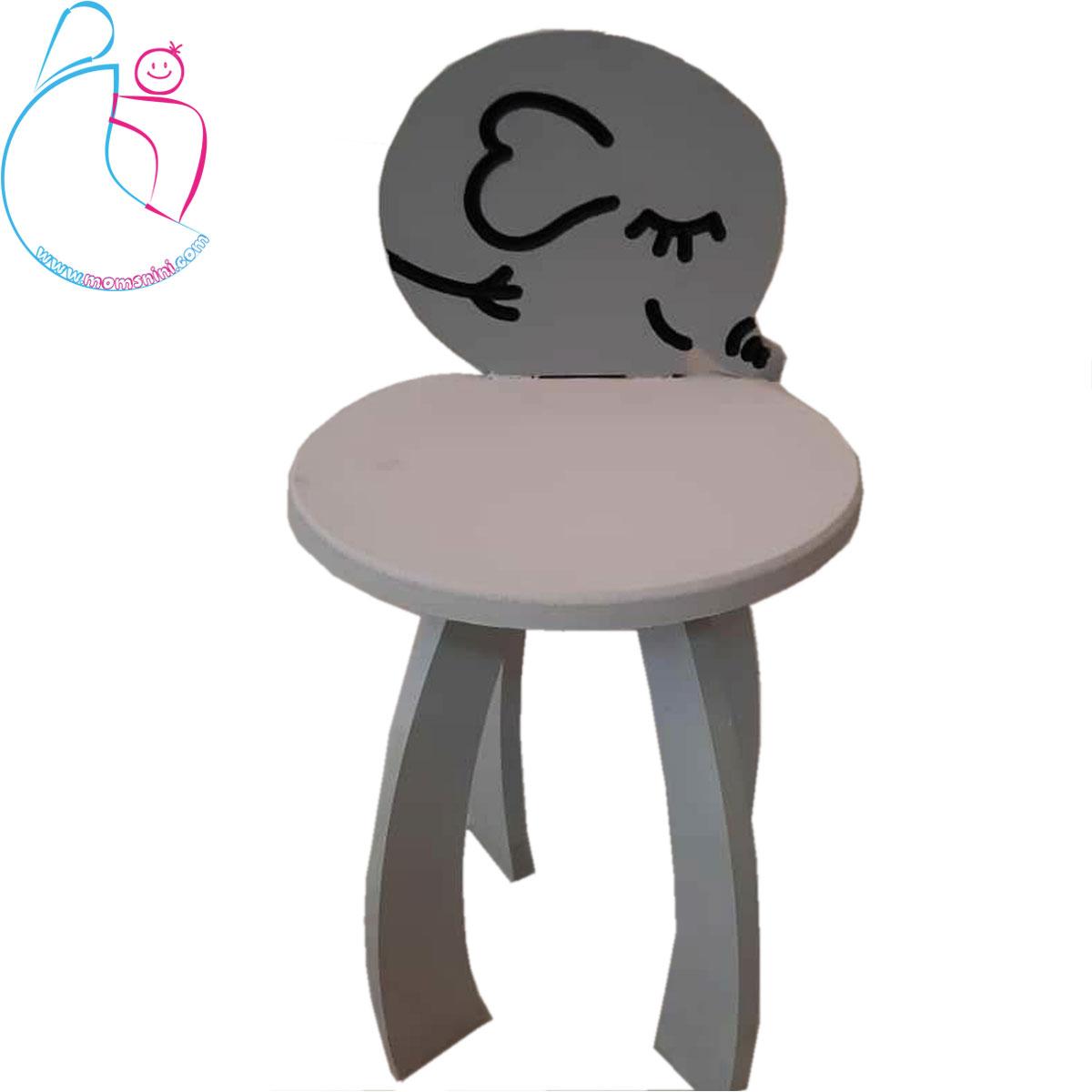 صندلی چوبی پارمیس مدل فیل