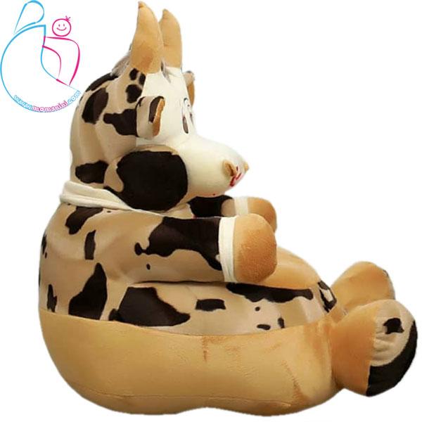 مبل کودک هانی ناز مدل گاو