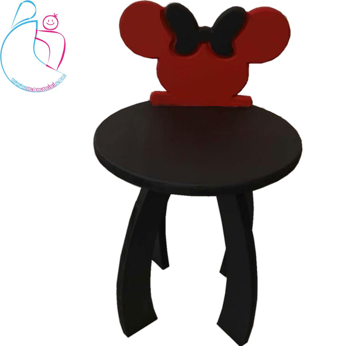 صندلی چوبی پارمیس مدل پاپیون