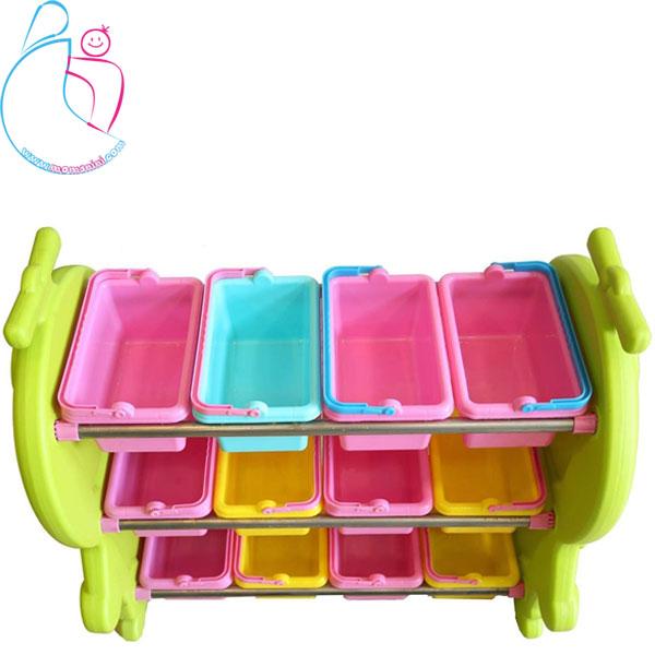 قفسه اسباب بازی دورایمون